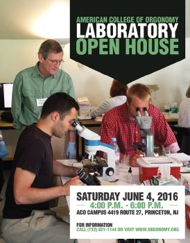 Laboratory Open House